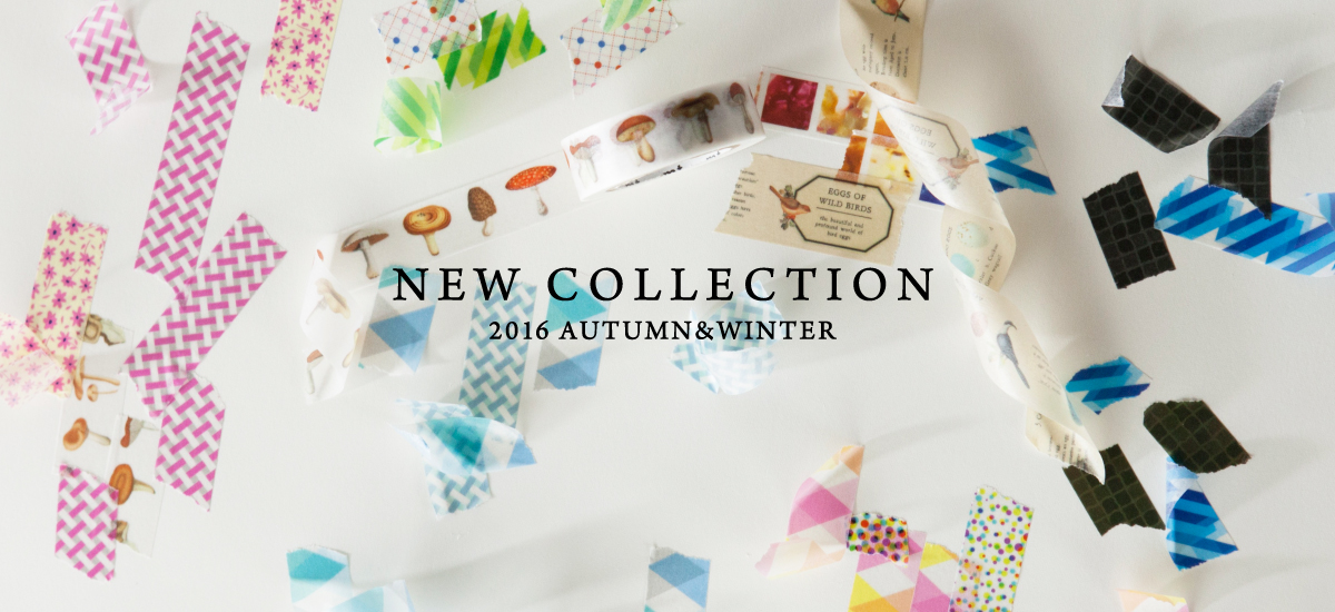 2016AW NEW COLLECTION!