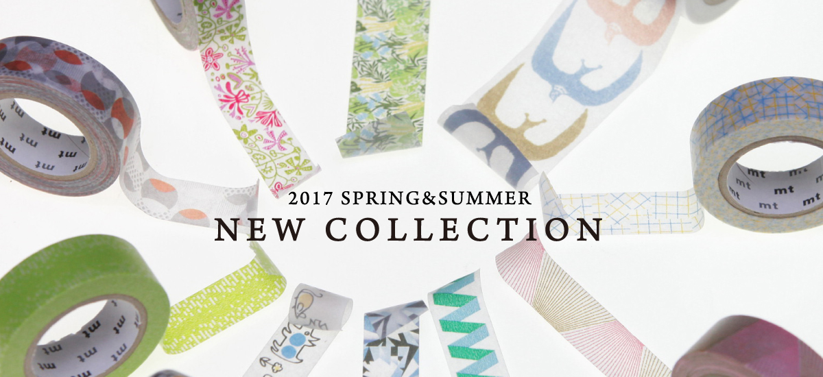 2017SS NEW COLLECTION!