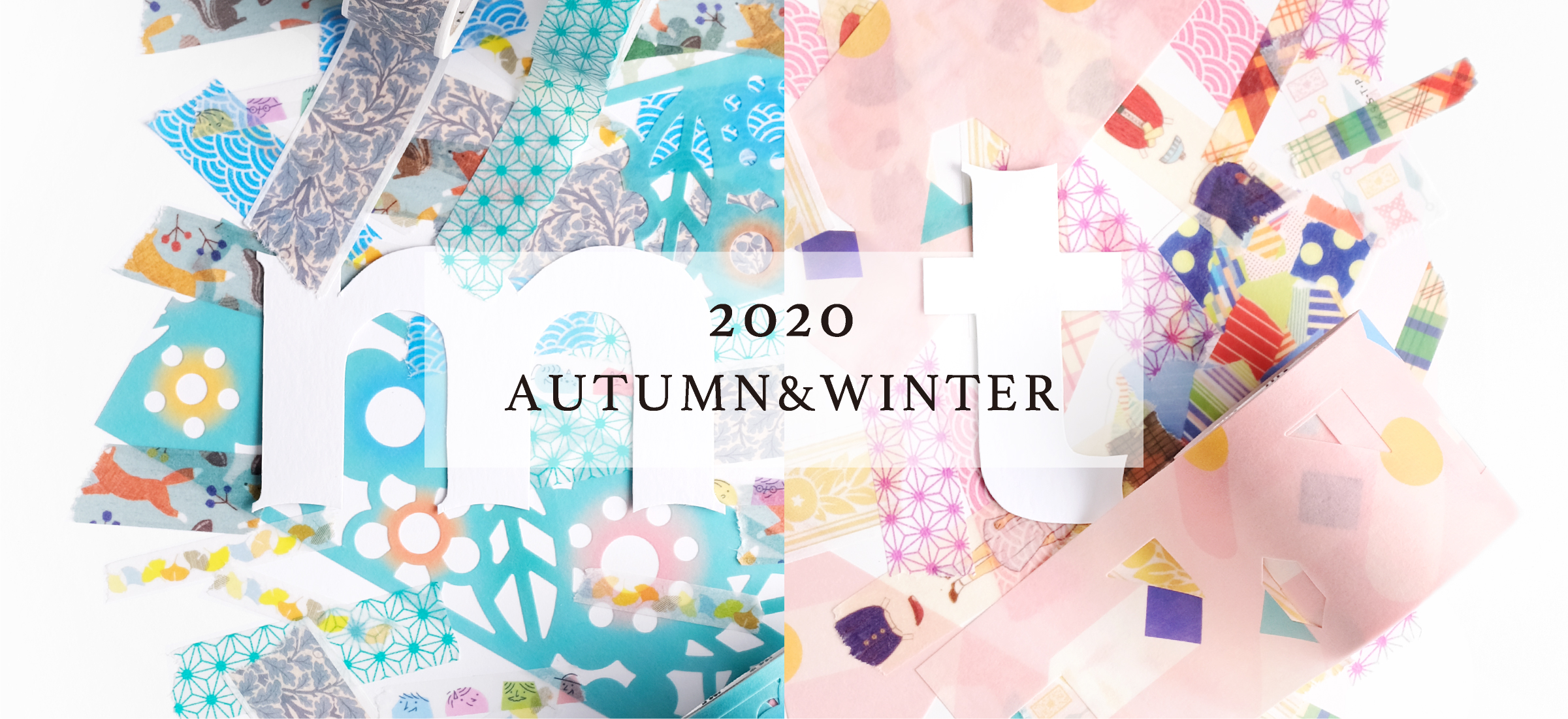 2020AW NEW COLLECTION!